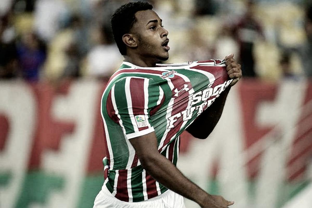 Empresário nega contato do Flamengo por Wendel, ex-Fluminense