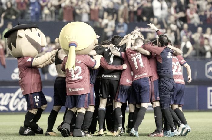 Anuario VAVEL Osasuna 2017: un centro del campo mejorado | VAVEL.com