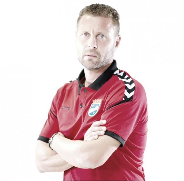 Curro Torres, entrenador del Lorca CF