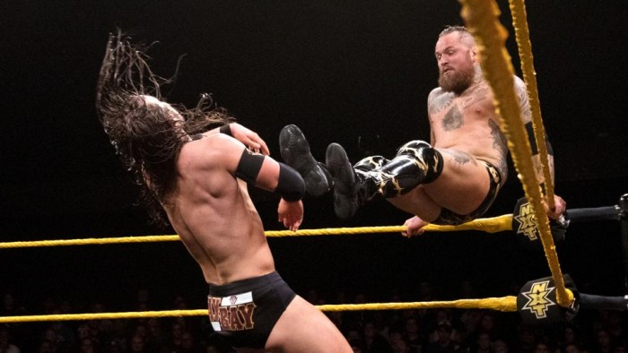 NXT #278: Undisputed vs Undefeated