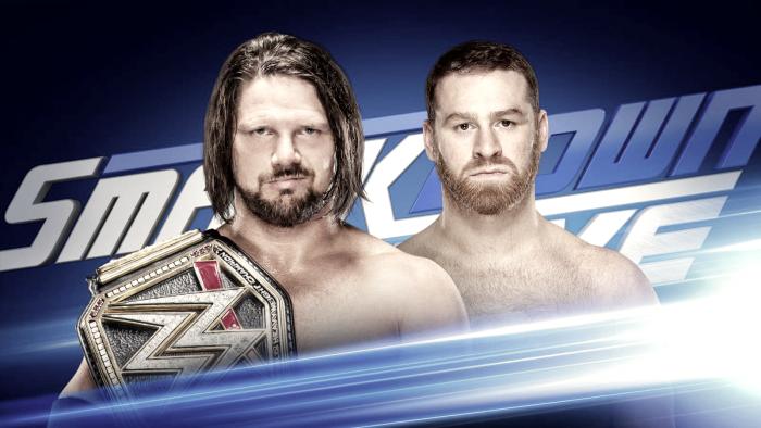 Previa SmackDown LIVE 02/01/18: el campeón, a por el desquite