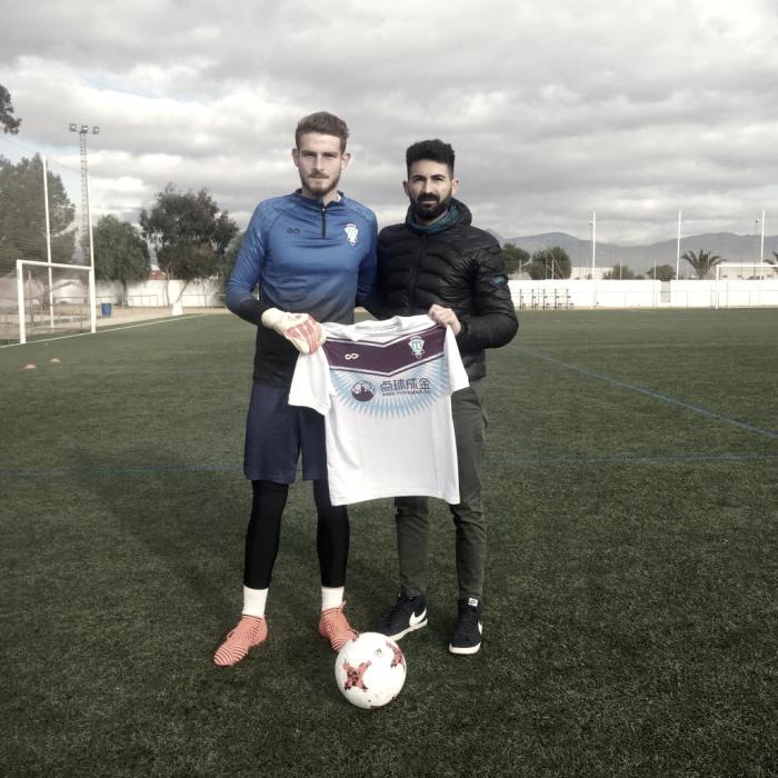 El meta Jaume Valens se incorpora al FC Jumilla