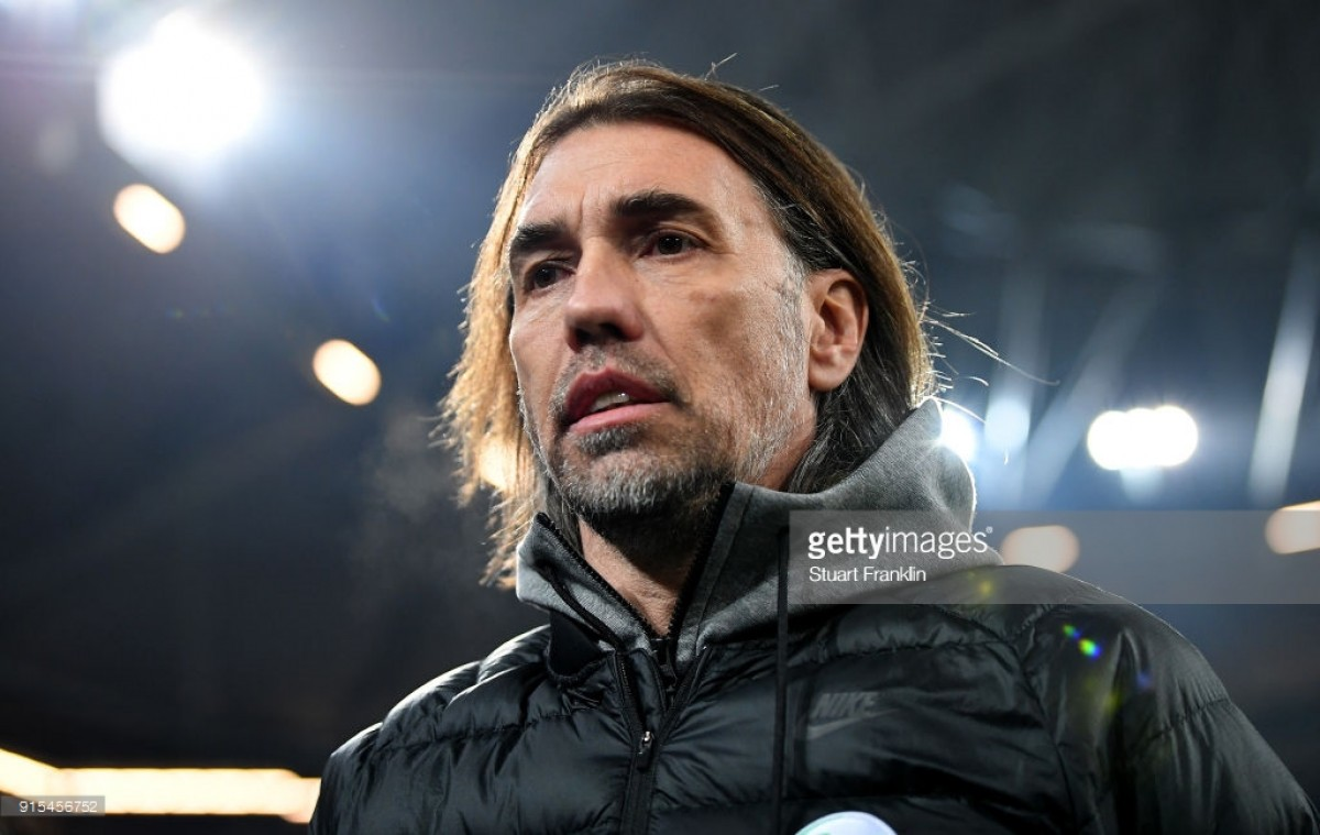 Martin Schmidt steps down as coach of Wolfsburg