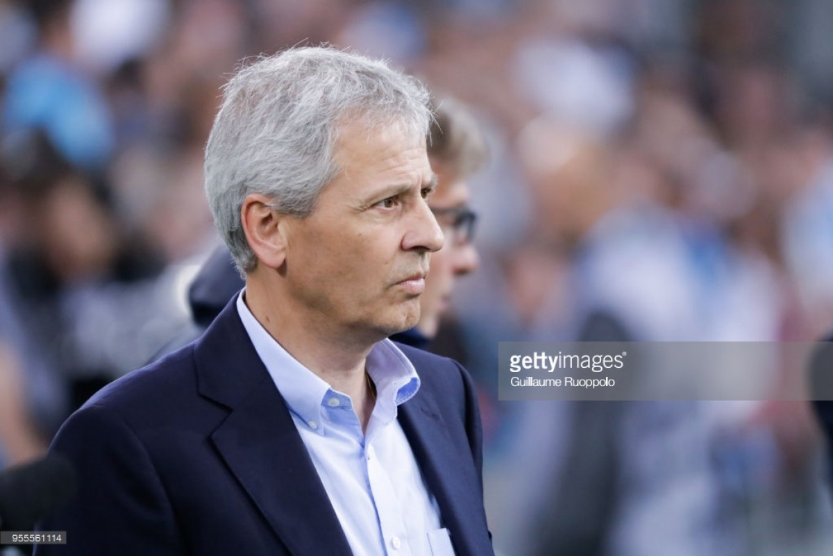 Lucien Favre confirmed as new coach of Borussia Dortmund