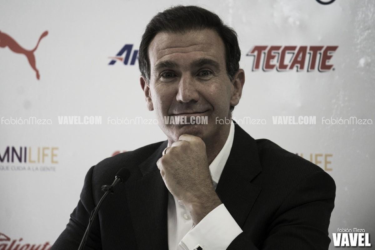 De Anda confirma la venta de Pizarro y a Matías de técnico