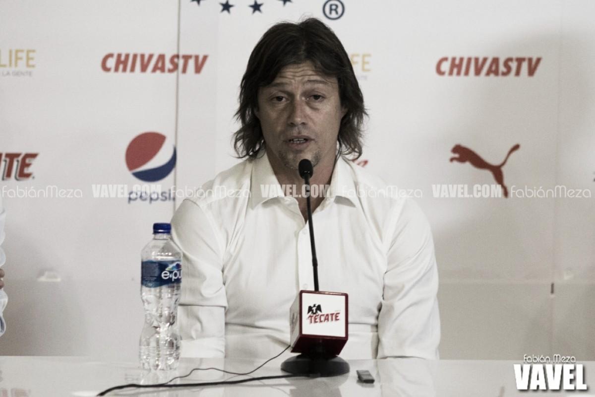 """Matías Almeyda: """"Me voy como un hincha más de Chivas"""""""