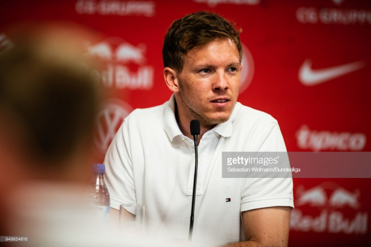 Julian Nagelsmann to join RB Leipzig in 2019