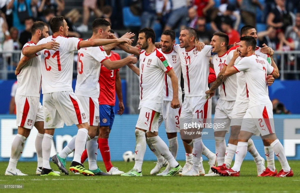 Serbia vs Switzerland Preview: Both sides look to build on their promising starts to the competition