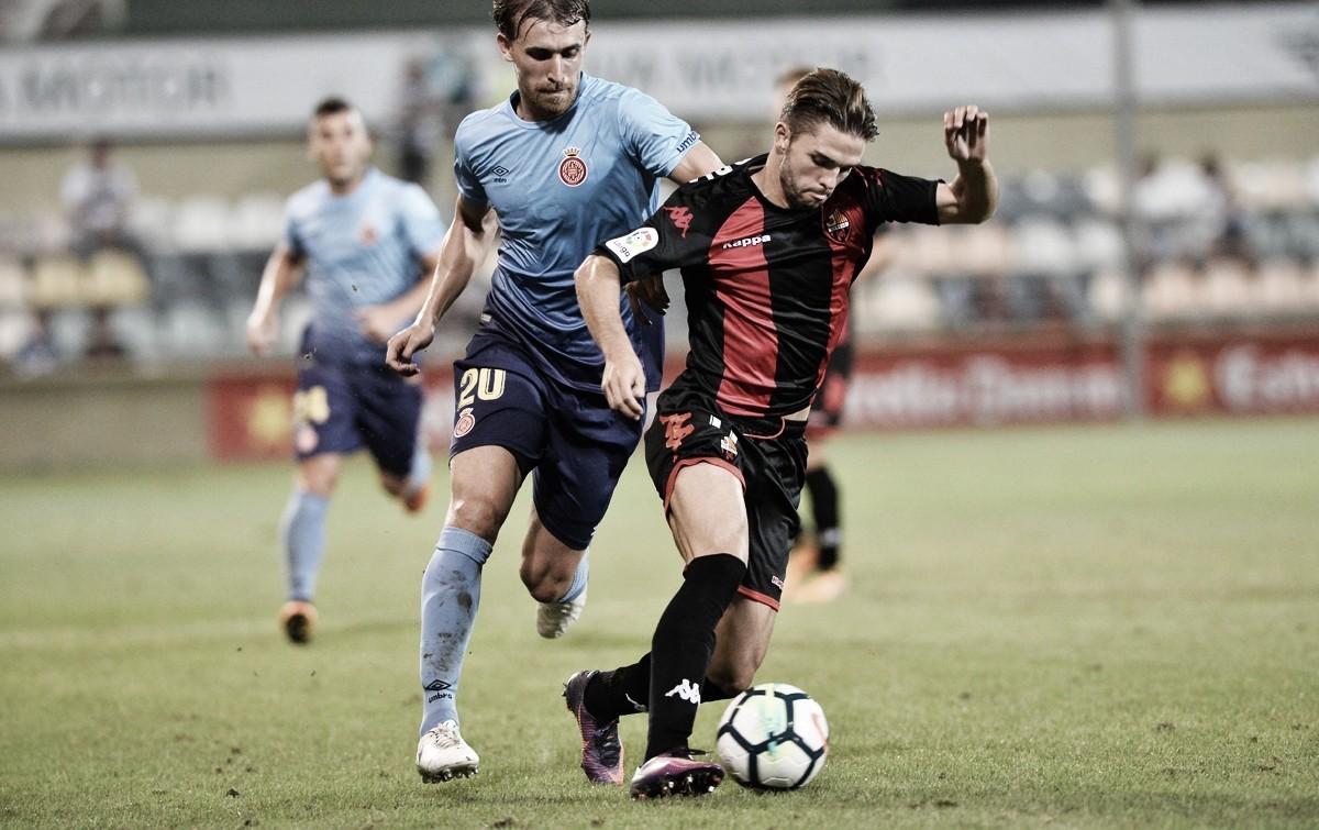 El Girona FC, rival del Reus para la presentación del 8 de agosto