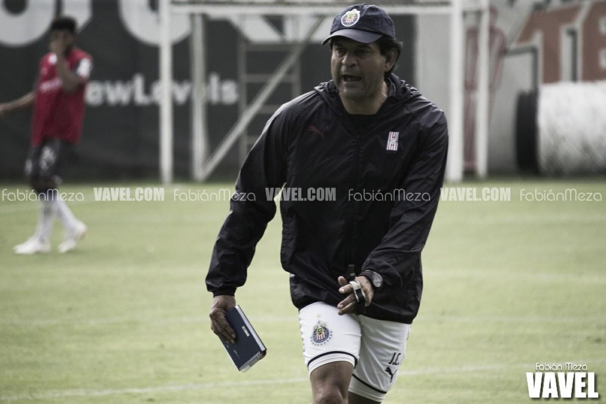 ¿Cómo perfila José Cardozo su debut con Chivas ante Xolos?