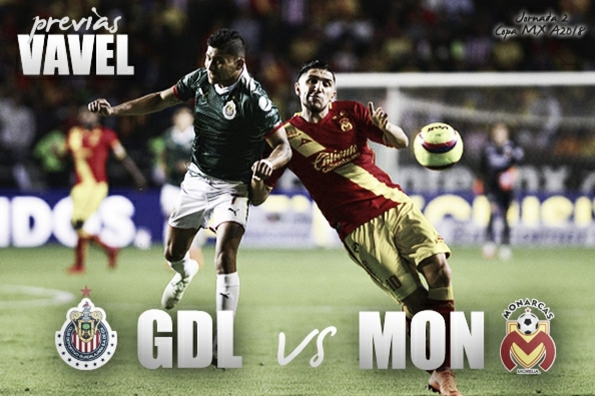 Previa Chivas - Morelia: la casa se defiende en la Copa
