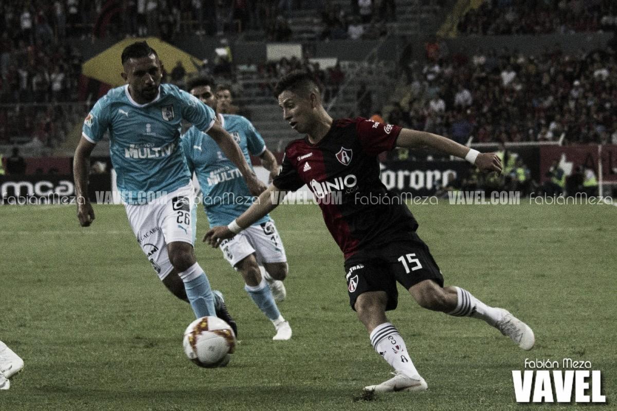 """Brayan Garnica: """"Tengo la confianza que vamos a levantar"""""""