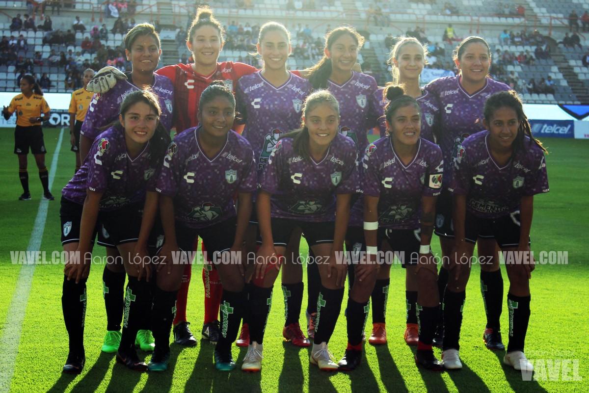 El paso de Pachuca en la Liga MX Femenil