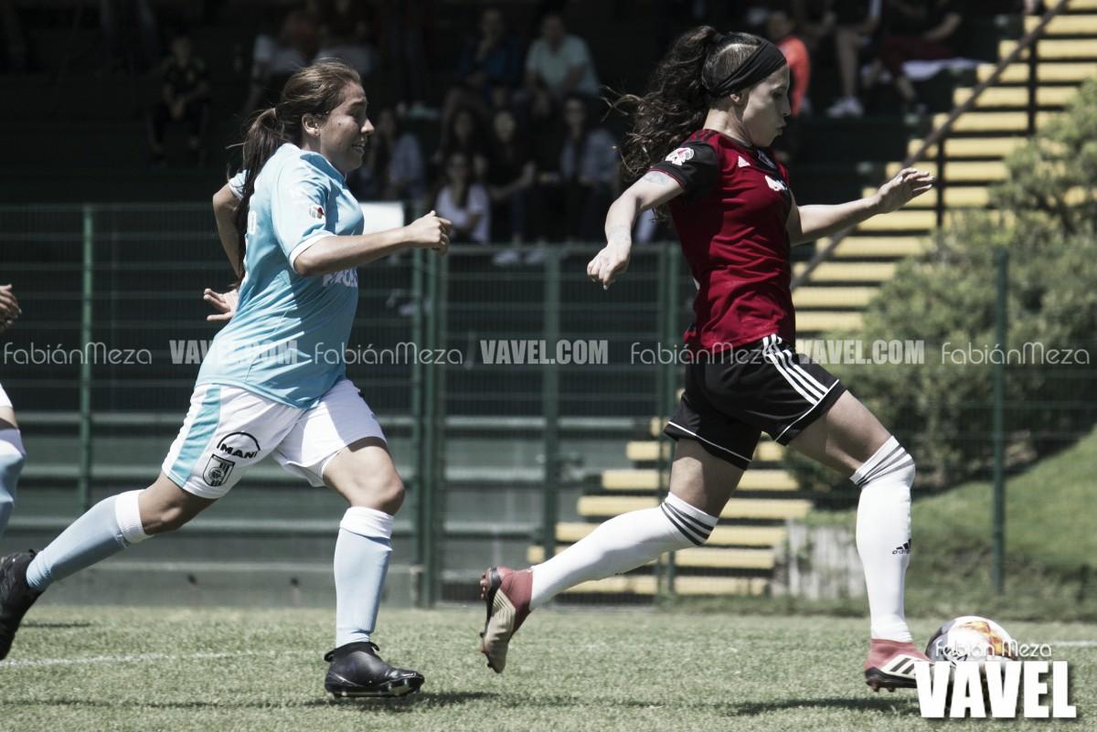 Fabiola Ibarra, figura en ofensiva rojinegra