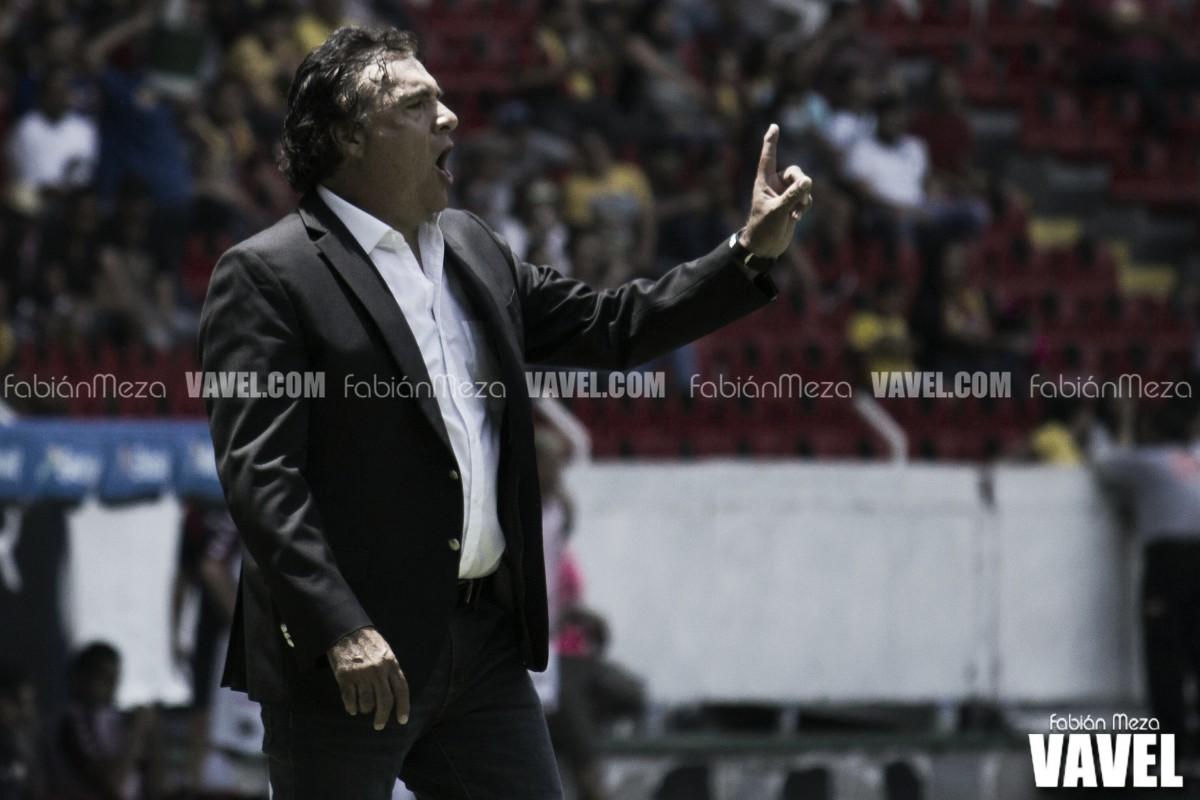 """Jorge Dávalos: """"Hicimos un buen trabajo a la defensiva"""""""