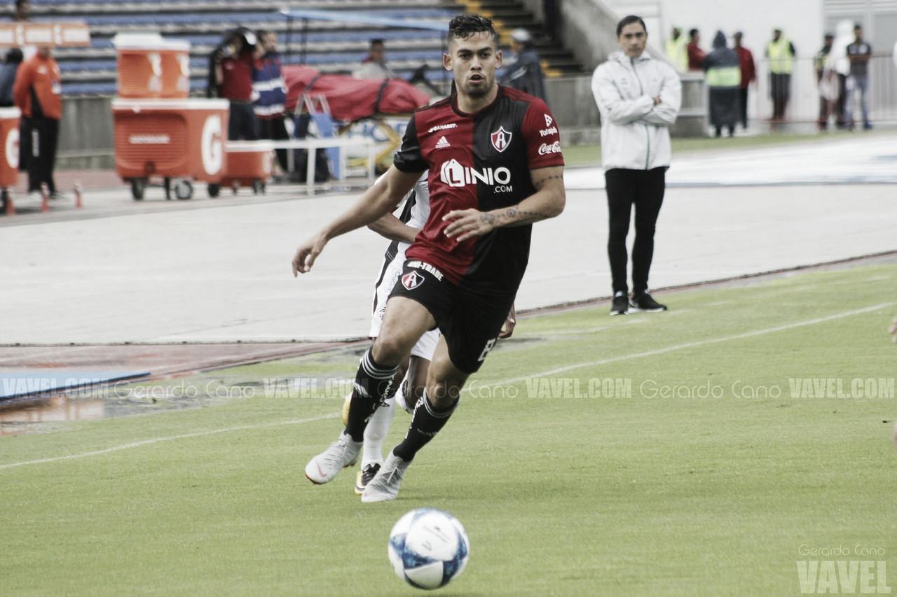 """Andrés Andrade: """"La misión es terminar el torneo dignamente"""""""