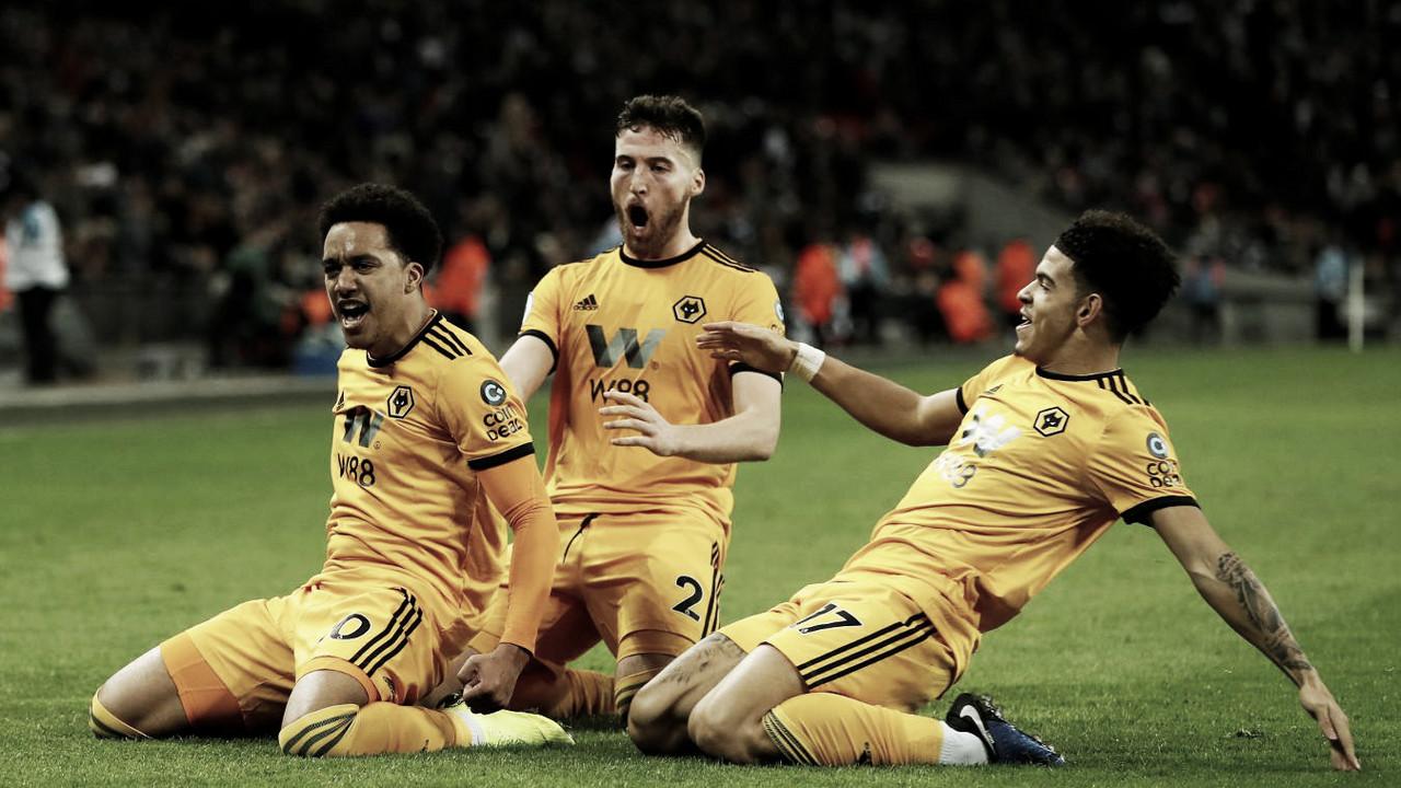 Wolverhampton sorprende al Tottenham