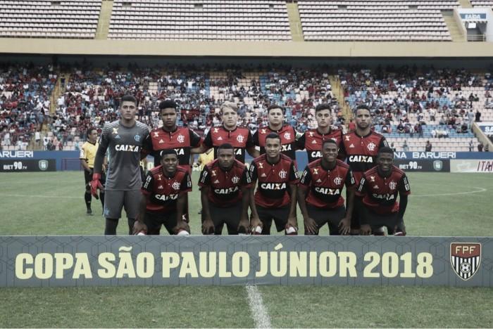 Briga pela liderança: Flamengo e Oeste se enfrentam na Copa São Paulo de Futebol Júnior