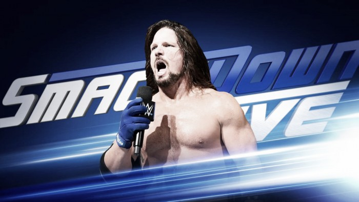 Previa SmackDown Live 09/01/18: Styles contra el mundo