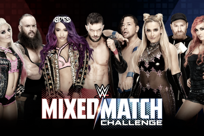 Todas las parejas del WWE Mixed Match Challenge