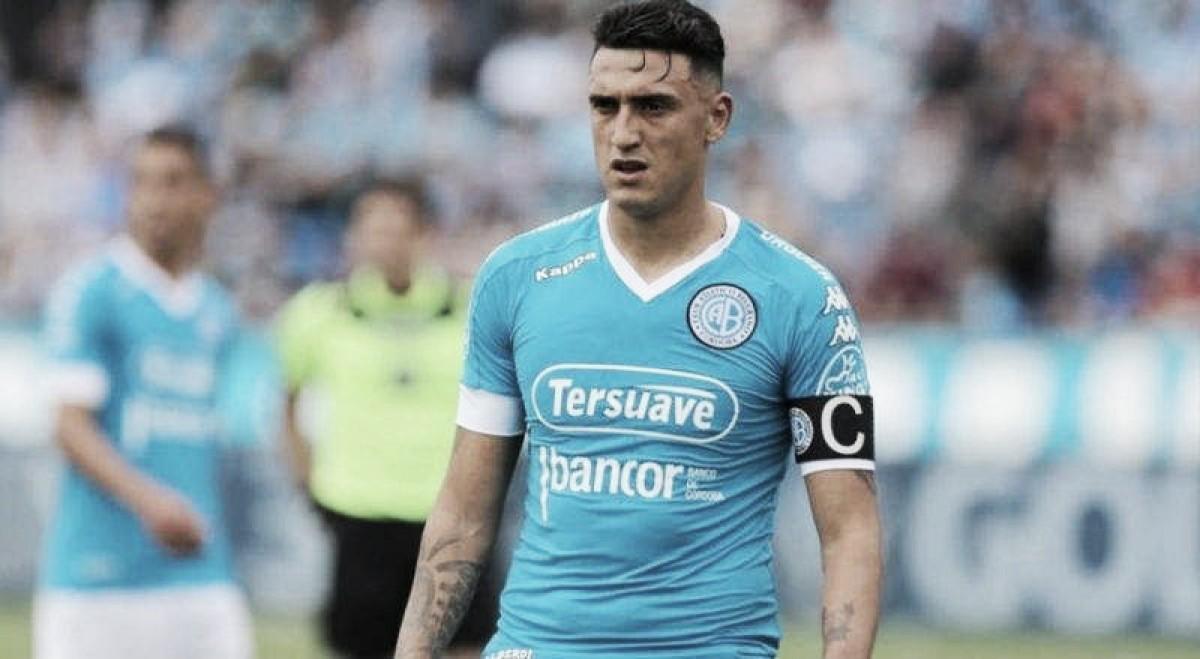 Matías Suárez agradeció a San Lorenzo por el interés