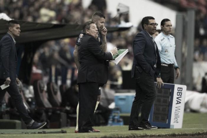 """Miguel Herrera: """"No estamos siendo certeros"""""""