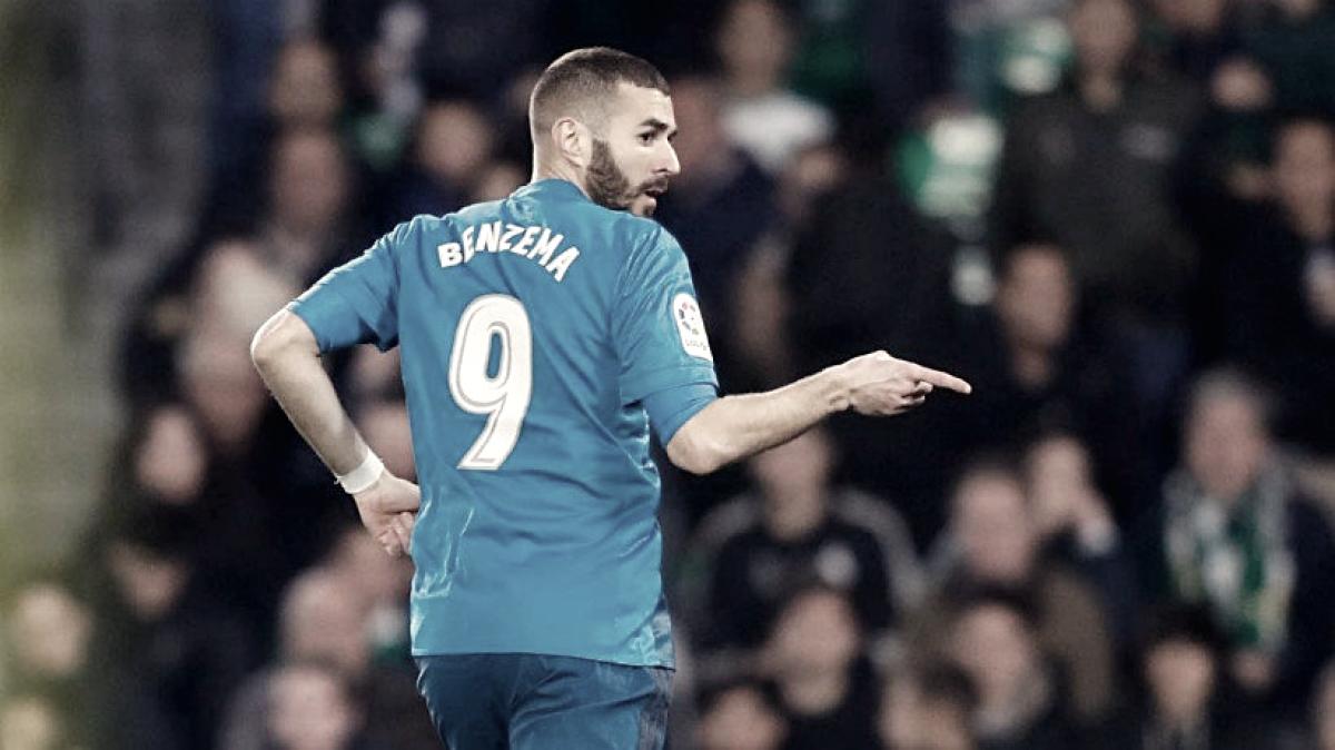 Benzema, revulsivo atípico