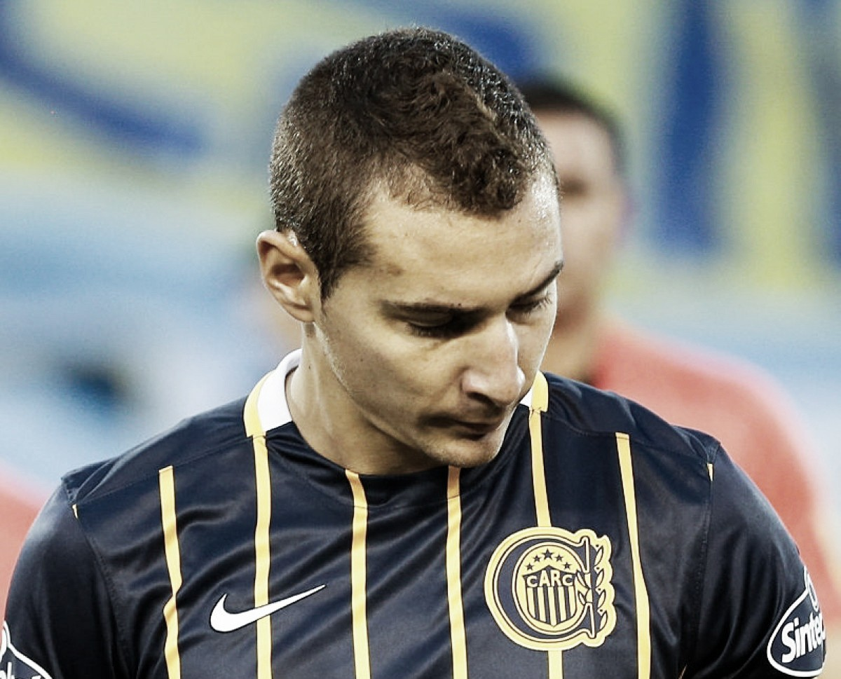 Ruben no juega contra Vélez