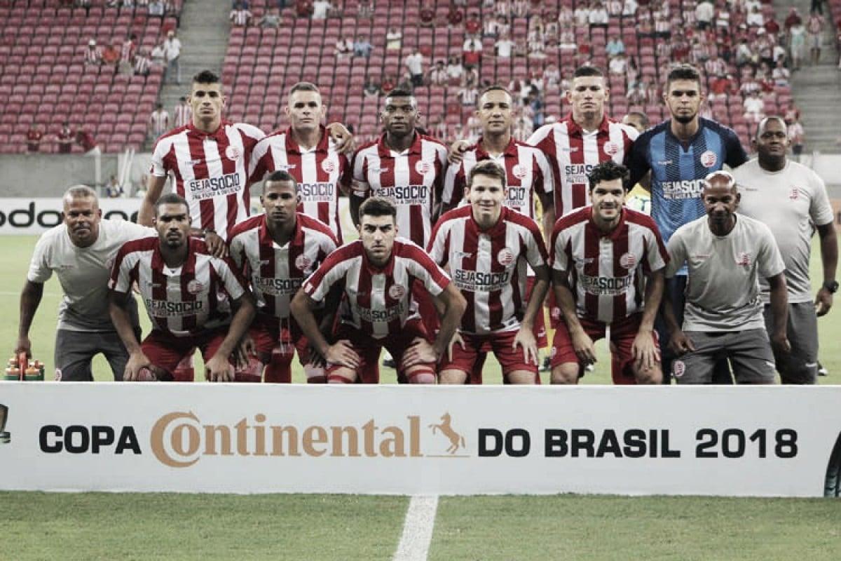 Precisando golear para avançar na Copa do Brasil, Náutico recebe Ponte Preta na Arena de Pernambuco