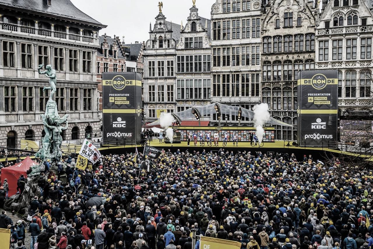 """El segundo """"Monumento del año"""" Tour de Flandes"""