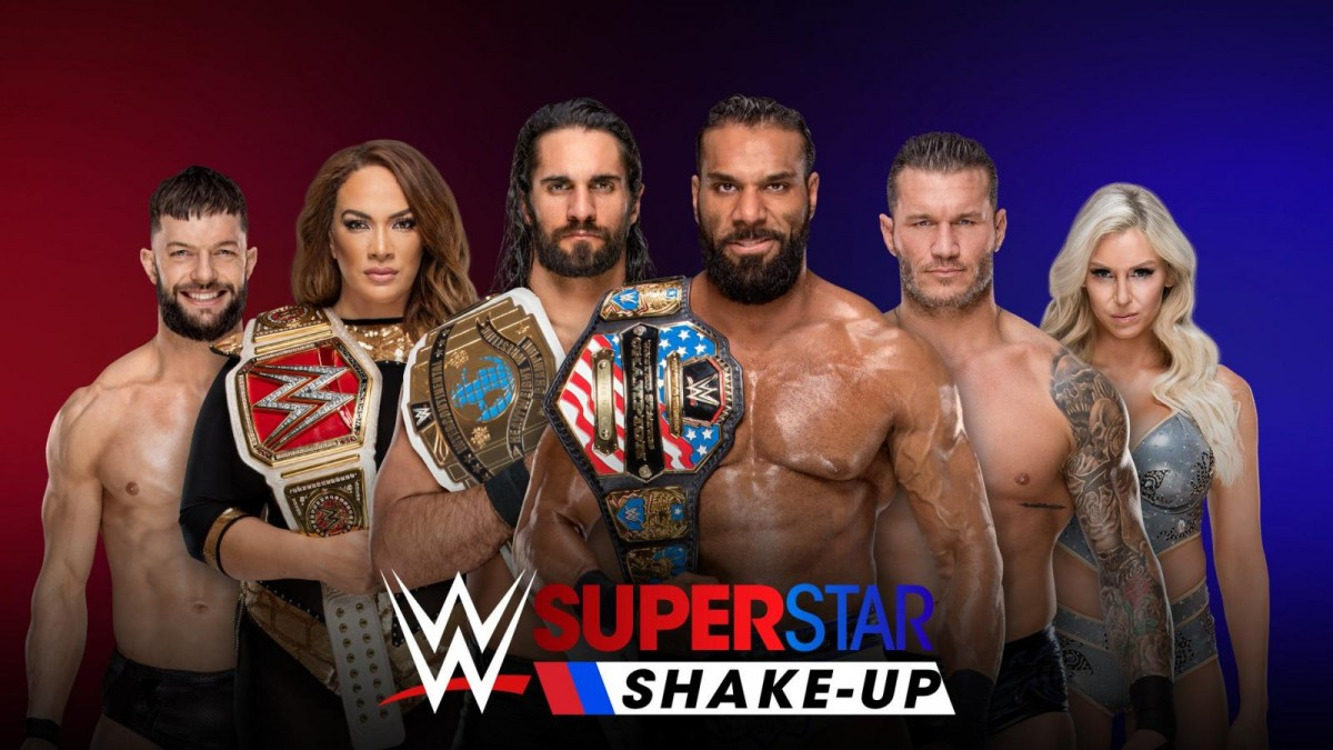 Ten Possible Moves for this Year's WWE Superstar Shake-Up