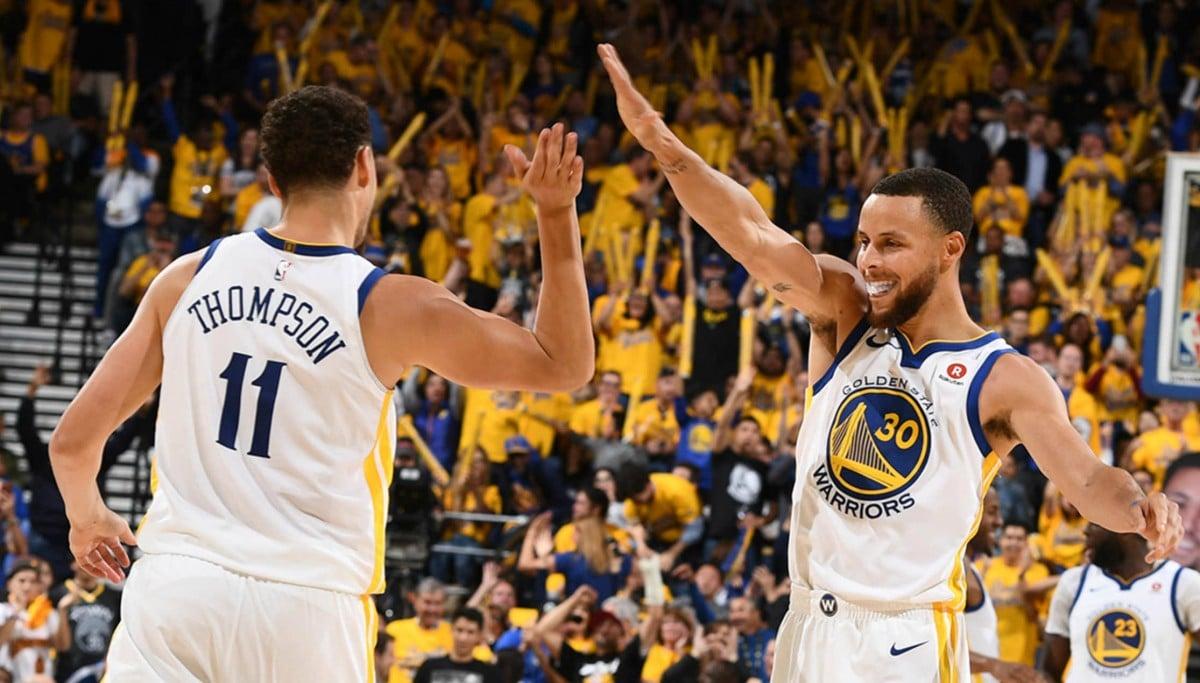 NBA Playoffs - Nulla da fare per i Pelicans, gli Warriors approdano alle finali di conference