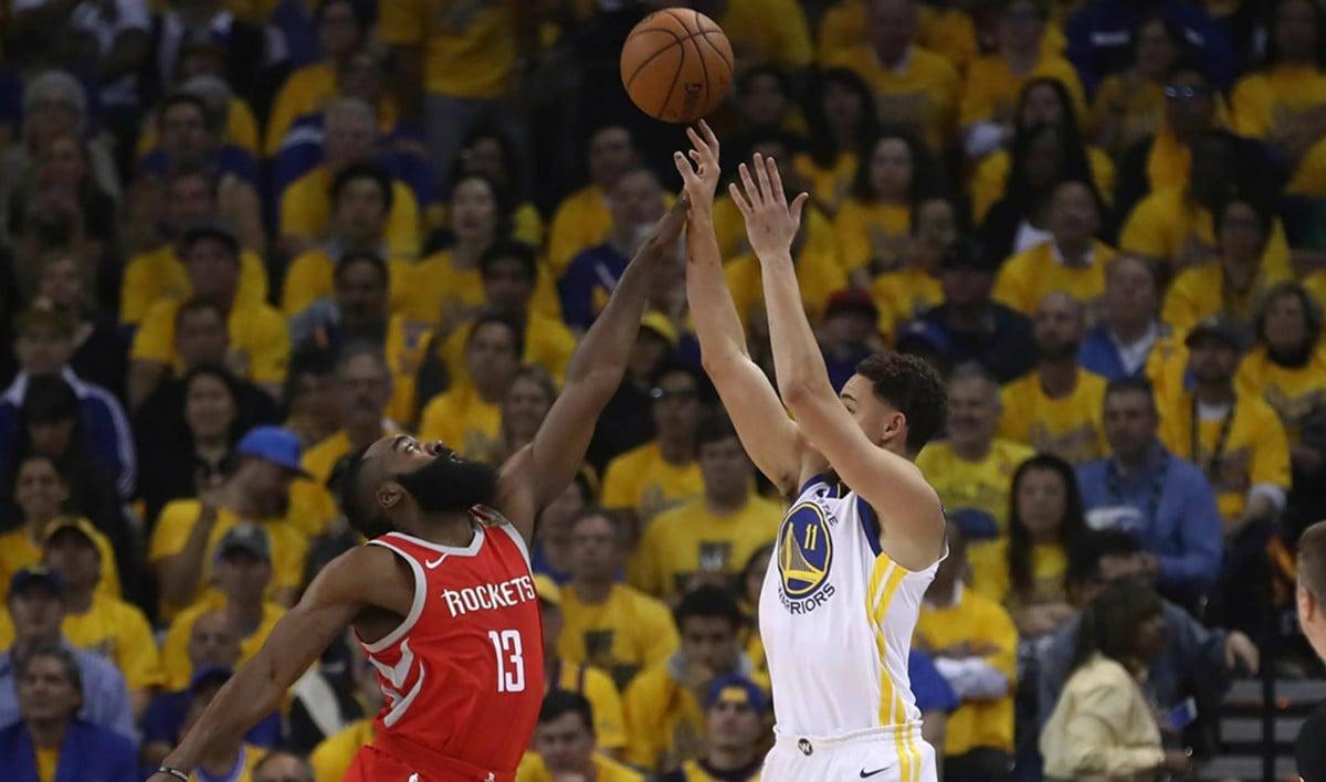 NBA playoffs - Golden State non fallisce in casa, si va a gara sette