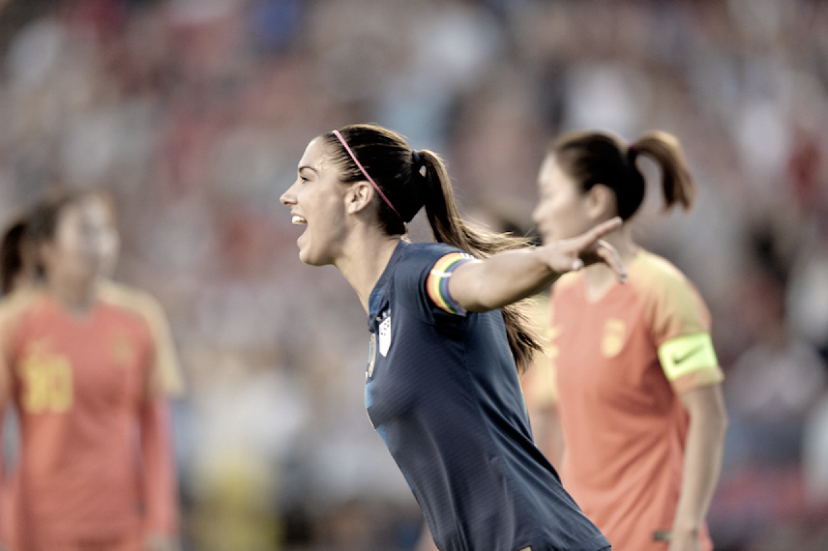 USWNT to host Chile in California
