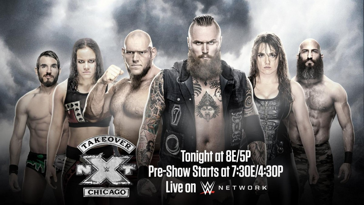 NXT TakeOver: Chicago II Preview and Predictions