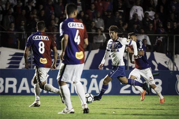 Em busca de uma premiação mais alta no Brasileirão, Cruzeiro recebe o virtual rebaixado Paraná