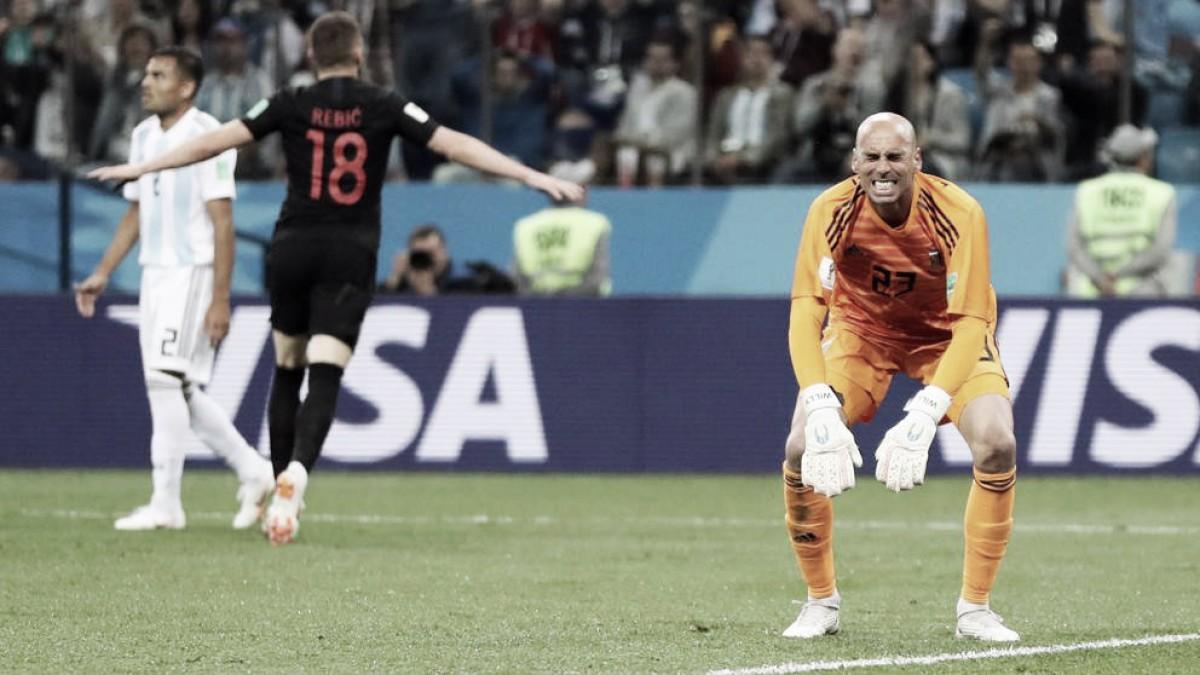 Un caballeroso Croacia da paso a los Octavos de Final