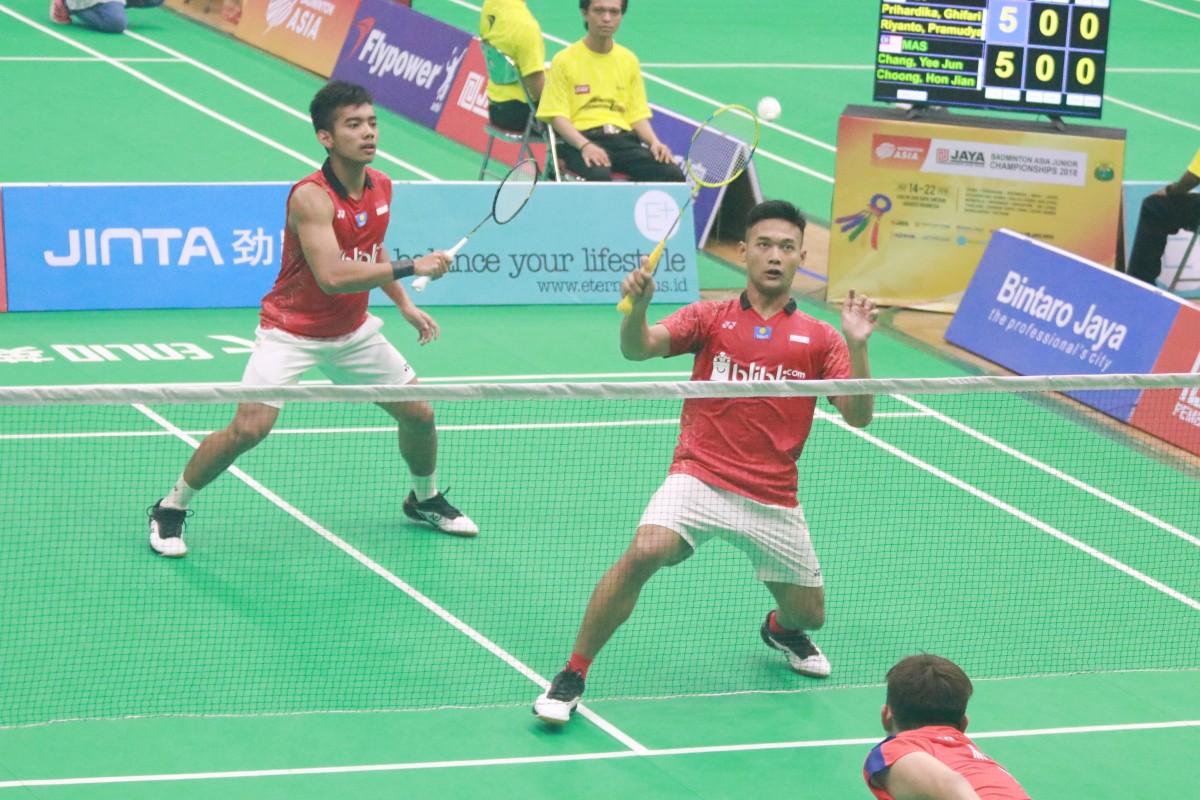 Empat Wakil Indonesia Melaju ke Semifinal