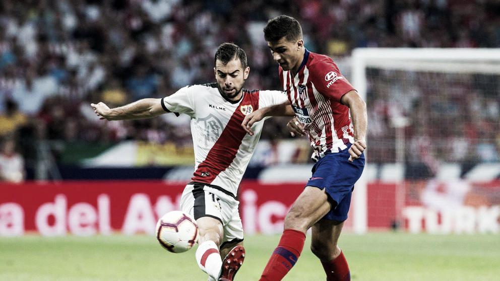 Previa Rayo Vallecano -Atlético de Madrid: en busca de la victoria perdida