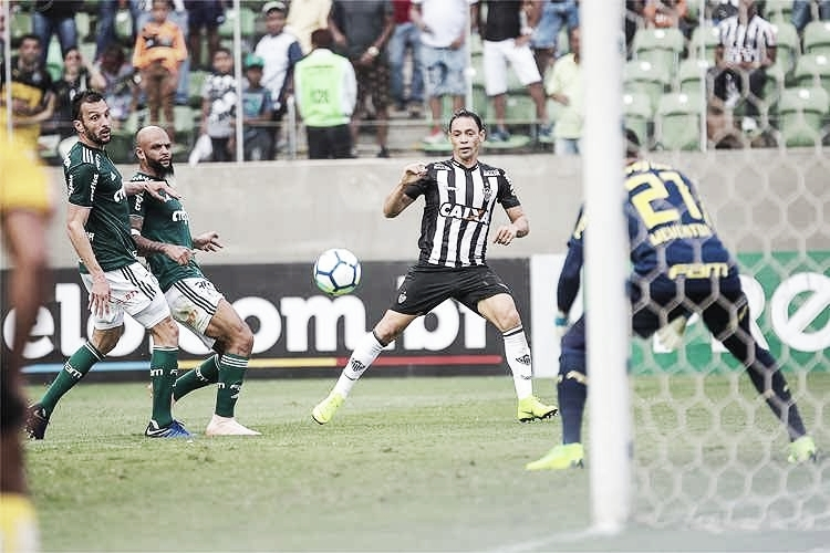 Em boa fase, Palmeiras recebe Atlético-MG na caça à liderança do Brasileiro
