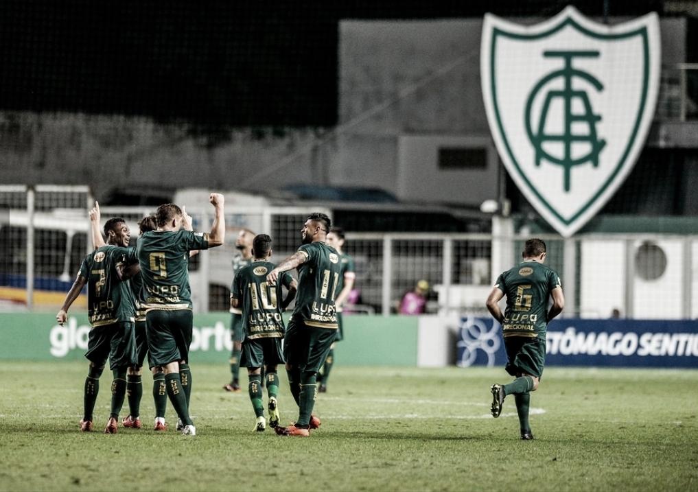 América-MG bate Bahia e depende apenas de si para se manter na primeira divisão