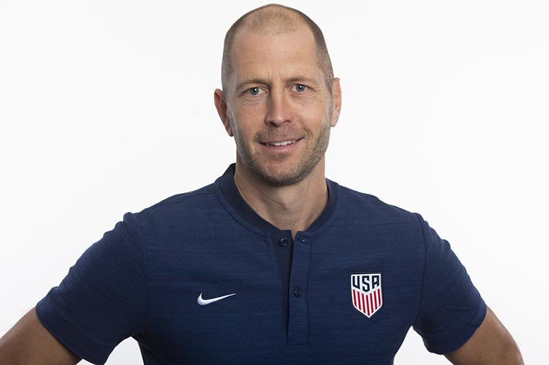 Gregg Berhalter named new USMNT head coach