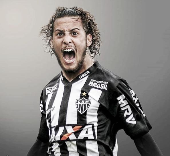Atlético-MG anuncia lateral-direito Guga, ex-Avaí, por cinco temporadas