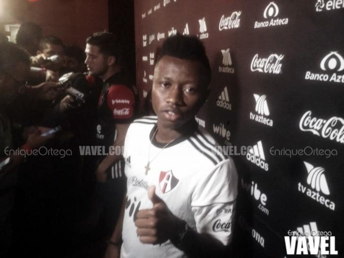 """Clifford Aboagye: """"Estamos muy contentos con esta nueva piel"""""""