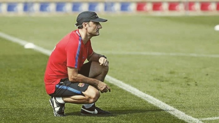 """Barcellona, parla Valverde: """"Un onore allenare Messi"""""""