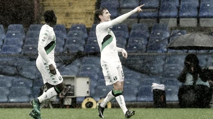 Serie A: il Sassuolo recupera Duncan in vista della gara contro il Chievo