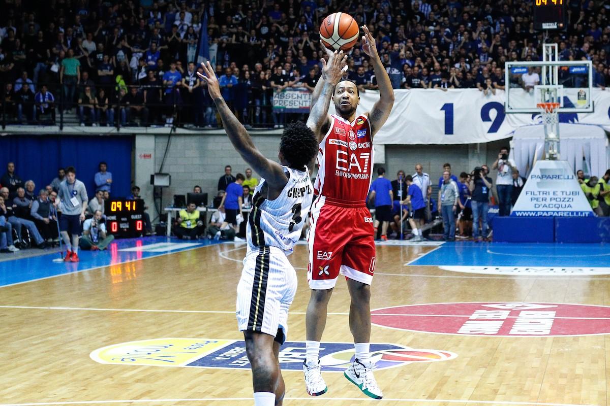 Legabasket Serie A - Al via i play-off: Milano ospita Cantù, Brescia attende Varese