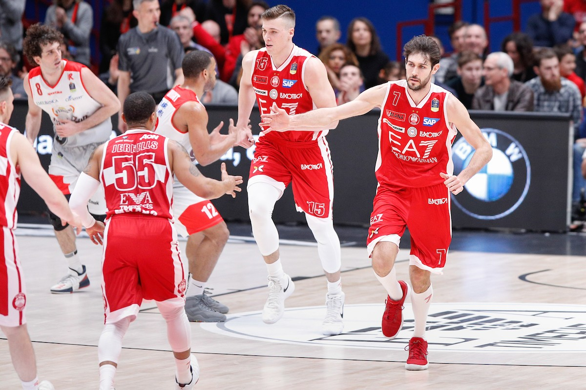 Legabasket Serie A - Milano aspetta Torino, Venezia fa visita a Reggio
