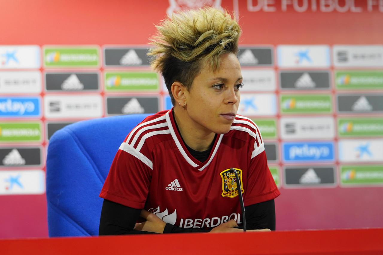 Amanda Sampedro talks about World Cup preparation and utilising possession