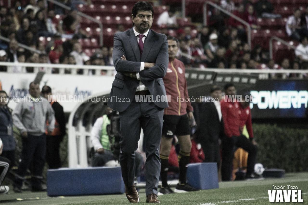 """José Cardozo: """"Nos faltó contundencia"""""""